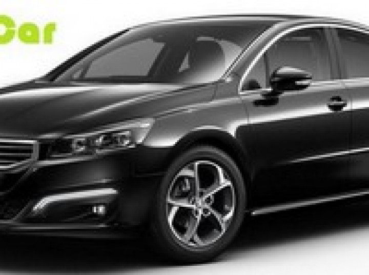 PEUGEOT 508 1,6 HDI 120CH ALLURE EAT6