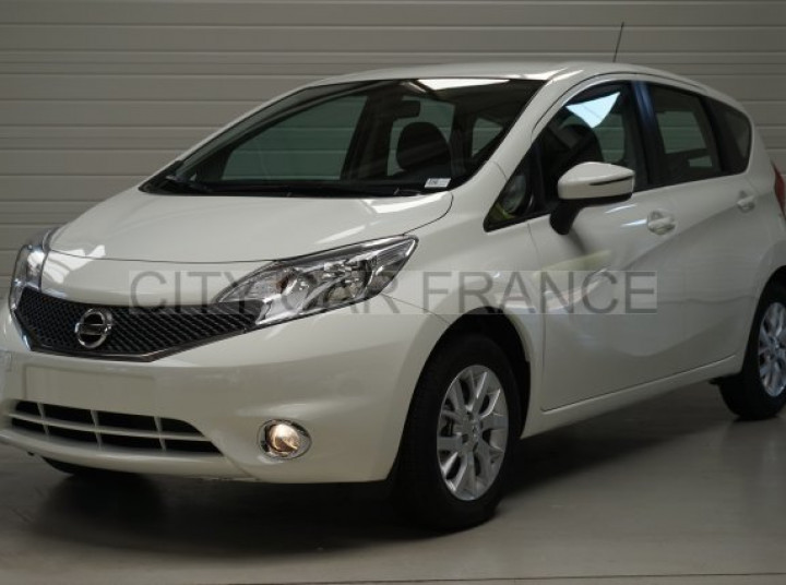 NISSAN NOTE 1.2 80 ACENTA BLANCHE