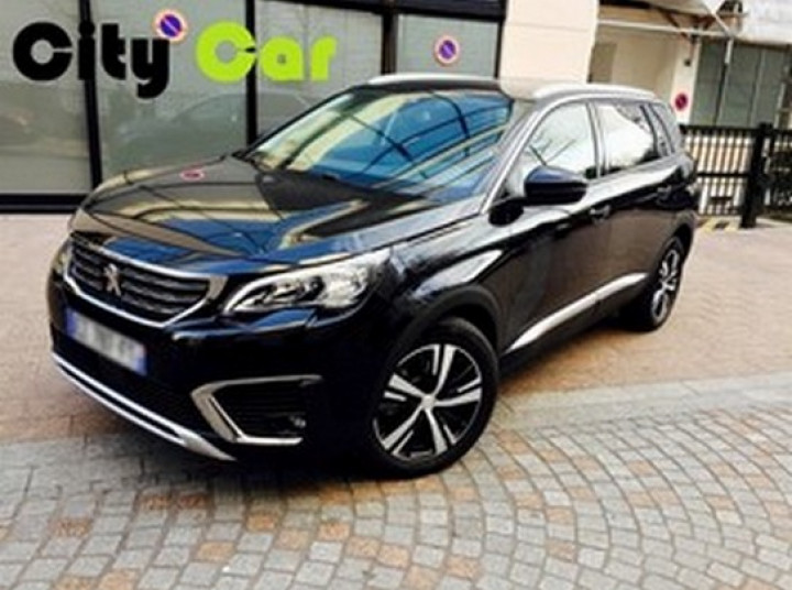 PEUGEOT 5008 ALLURE 7 PLACES 1,5HDI 13