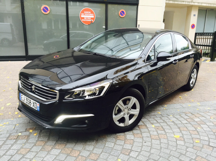 PEUGEOT  508 ACTIVE BUSINESS EAT6 2018