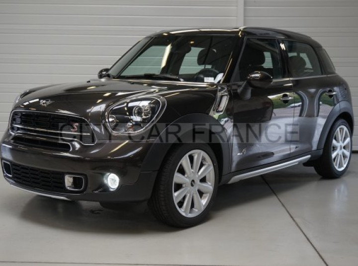 MINI COUNTRYMAN 143CH COOPER S PACK