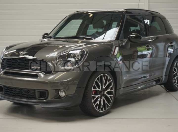 MINI COUNTRYMAN JOHN COOPER WORKS 2