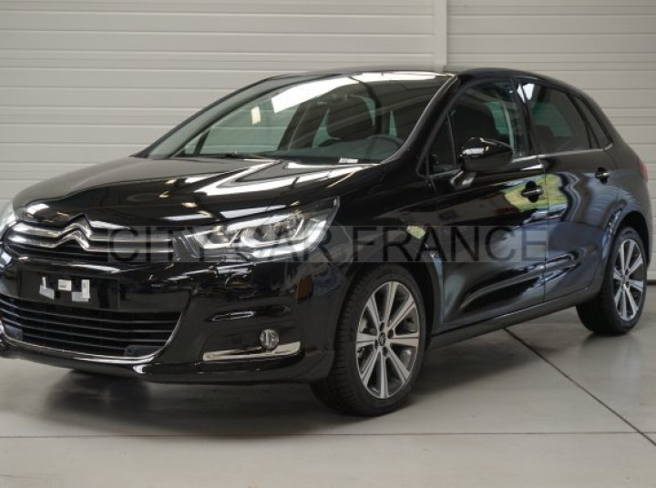 CITROEN C4 BLUEHDI 120 S S SHINE