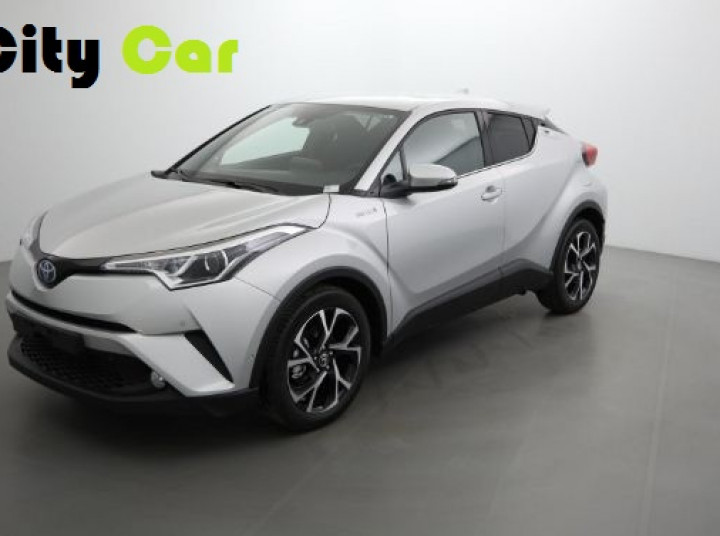 TOYOTA CHR HYBRID RC18 122 GRAPHIC++