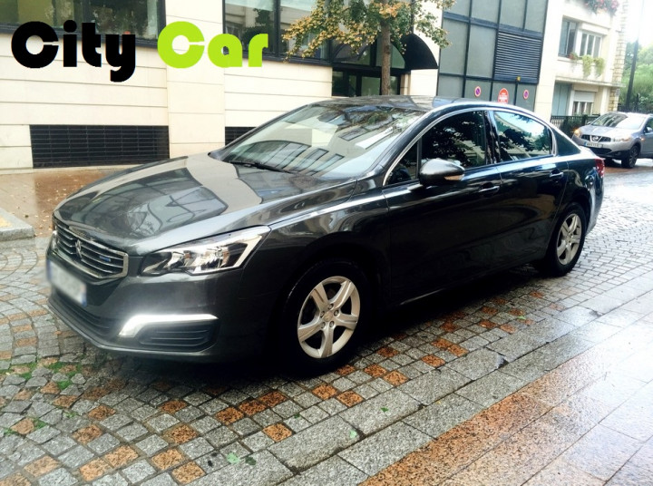 PEUGEOT 508 ACTIVE BUSINESS EAT6 2017