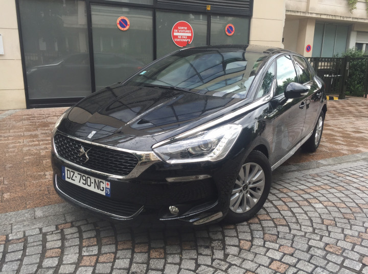 CITROEN DS5 SO CHIC 120CH EAT6